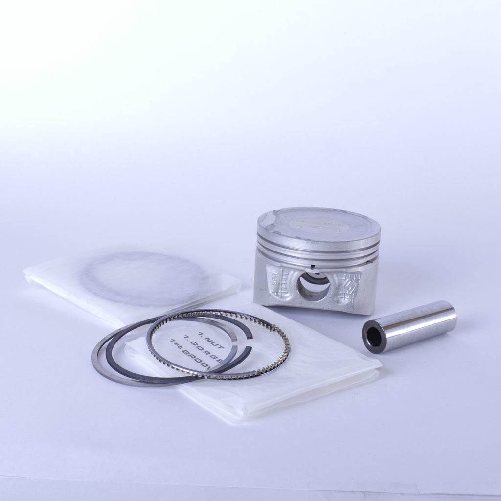 Комплект поршневой LADA Largus дв. K4M 1,6 л, 16 кл. (поршень+палец+кольца) d=80,0 класс C