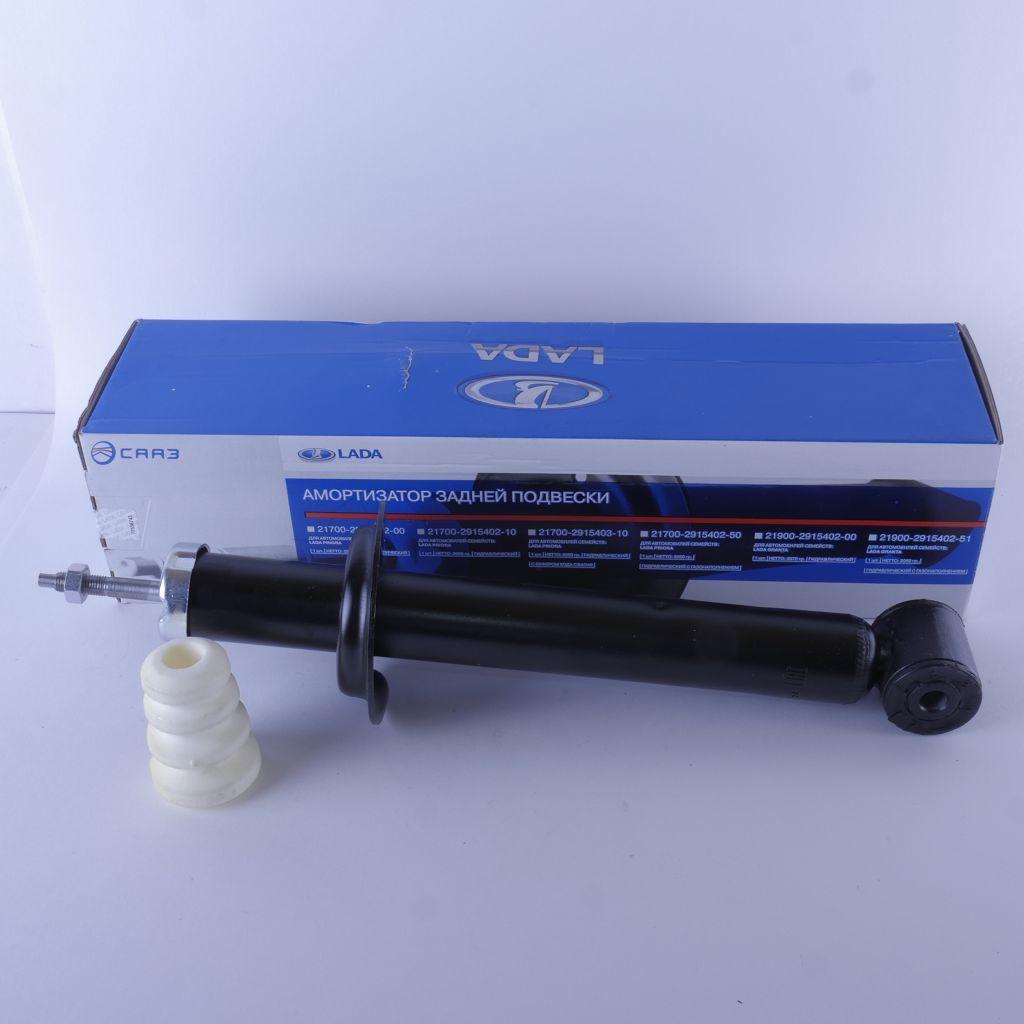 Амортизатор задней подвески ВАЗ-2108 … -21099 и LADA Samara гидравлический с буфером