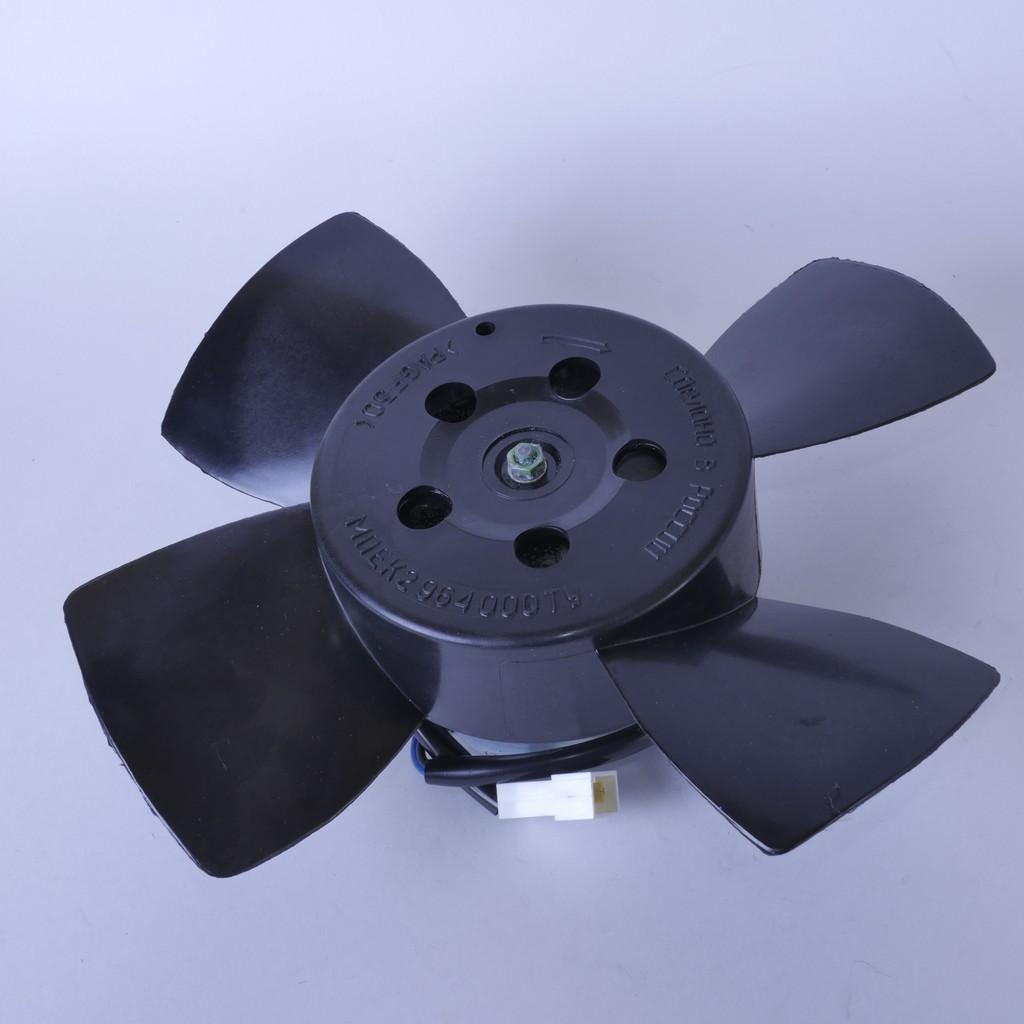 Электровентилятор охлаждения радиатора ВАЗ-2107 … -2112, LADA Samara и Priora