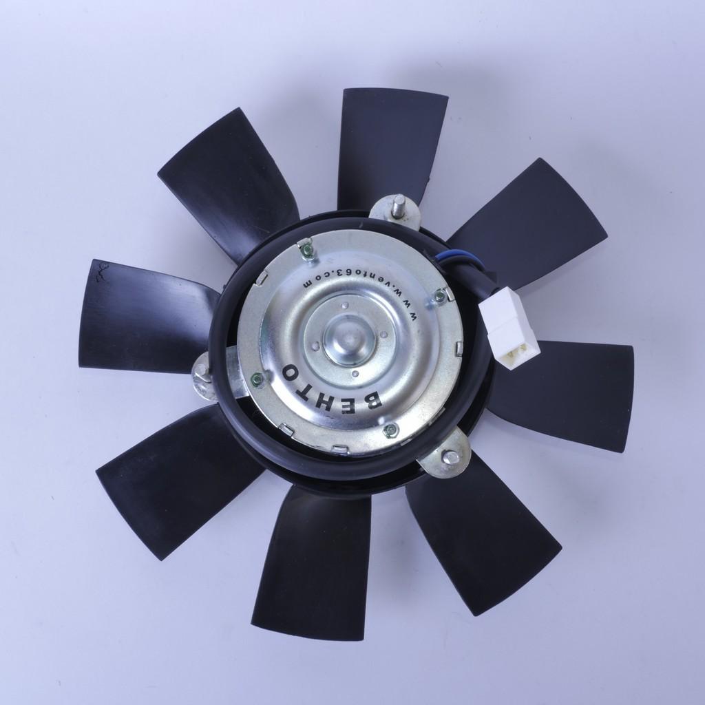 Электровентилятор охлаждения радиатора ВАЗ-2103 … -21099 (8-лопастей)