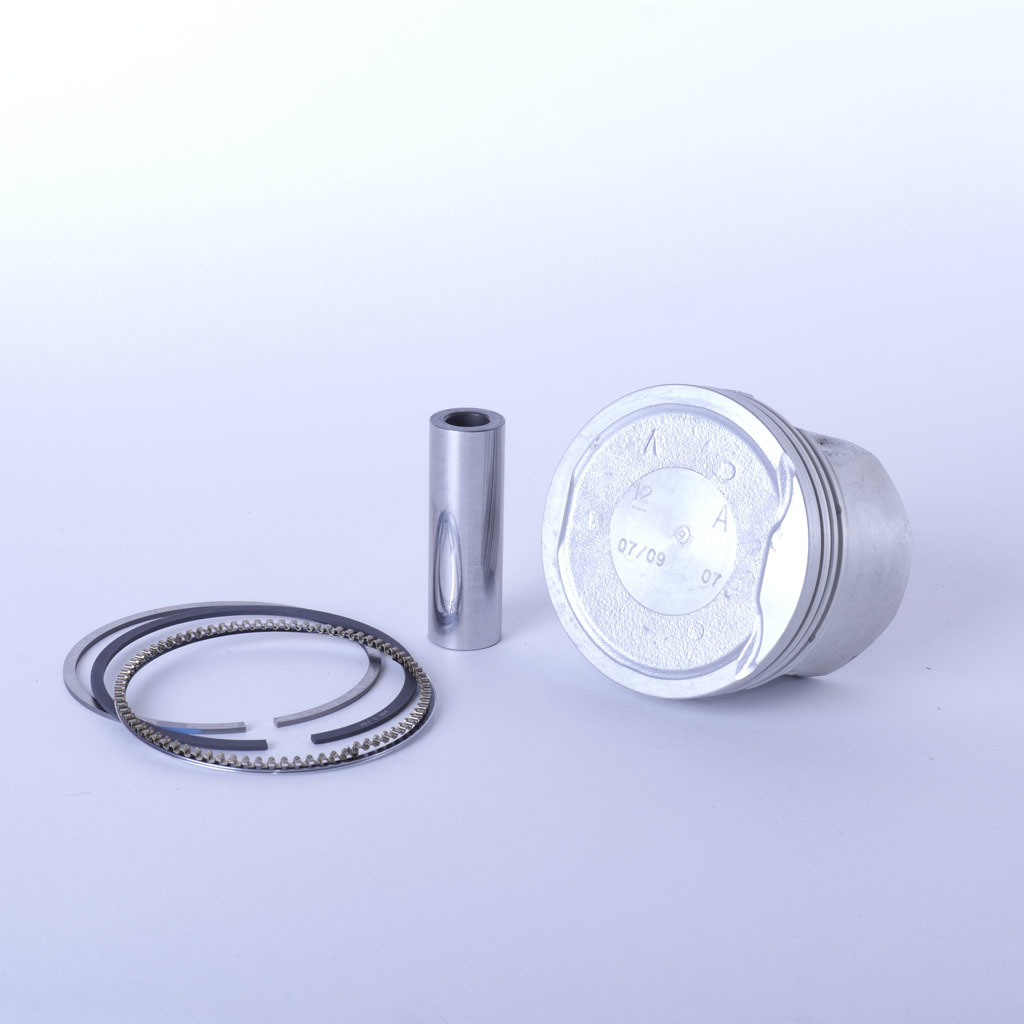 Комплект поршневой LADA Largus дв. K4M 1,6 л, 16 кл. (поршень+палец+кольца) d=80,0 класс A
