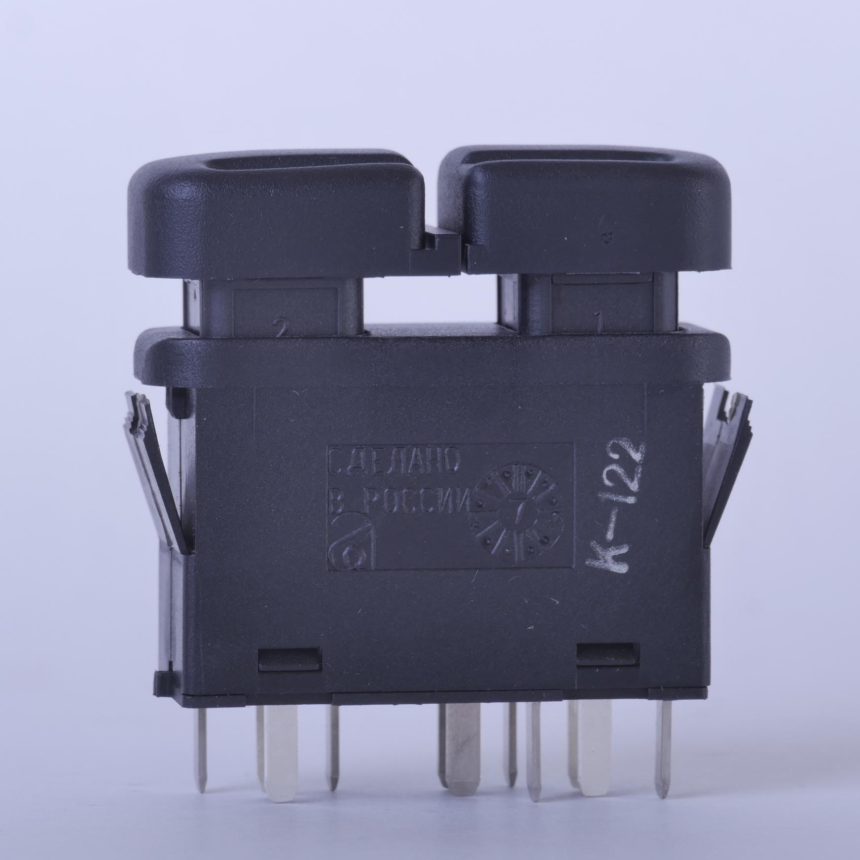 Переключатель наружного освещения ВАЗ-2110 … 2112, LADA Samara и Chevrolet Niva
