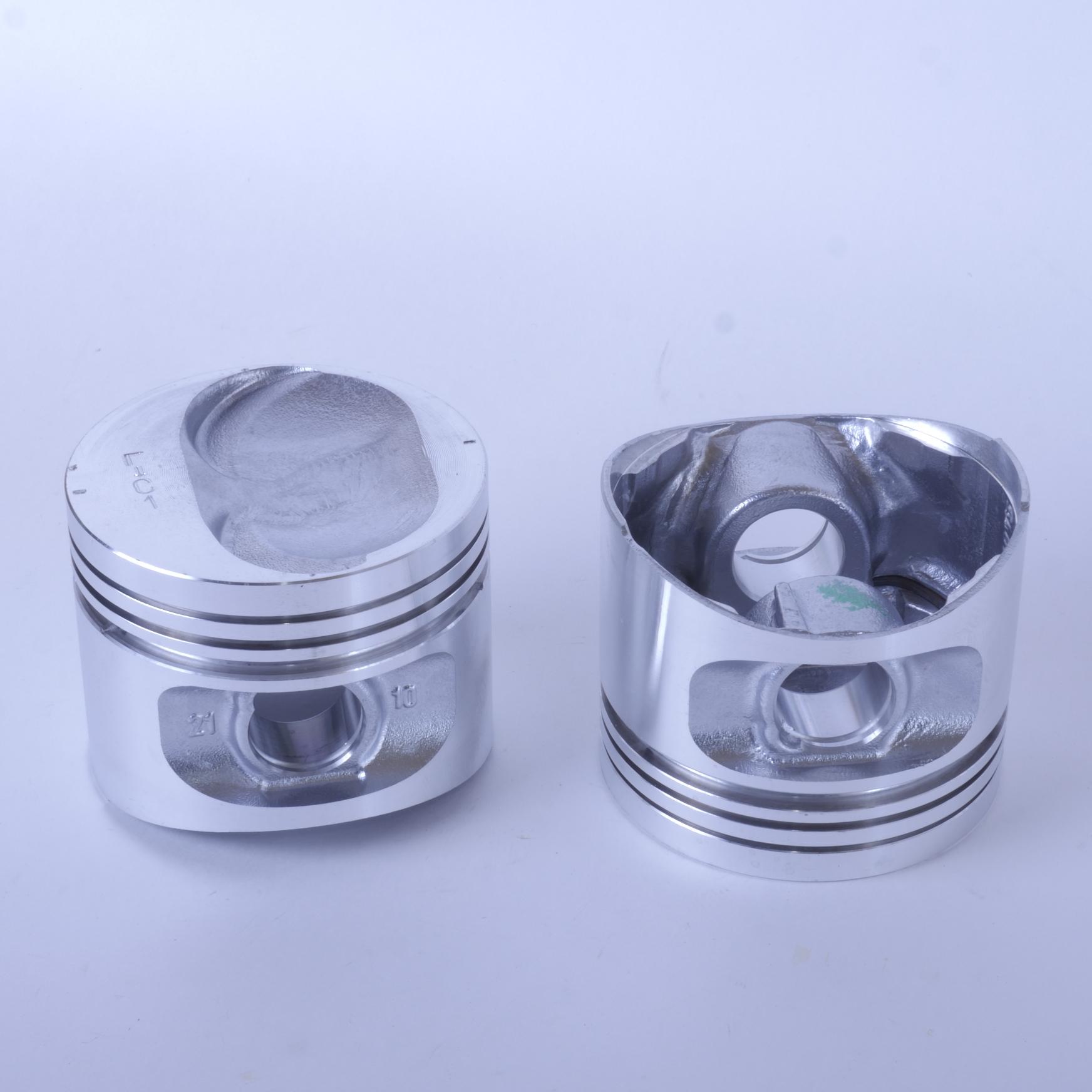 Комплект поршней ВАЗ-2108 … -2112 и LADA Samara (поршни+пальцы+поршневые кольца), основной размер (d=82,0) класс C
