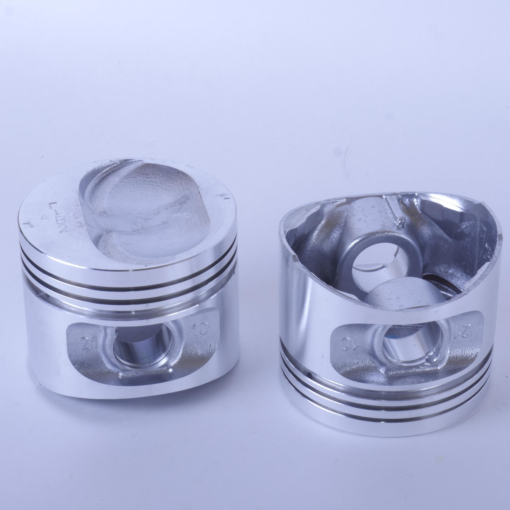 Комплект поршней ВАЗ-2108 … -2112 и LADA Samara (поршни+пальцы+поршневые кольца), 1 ремонтный размер (d=82,4)