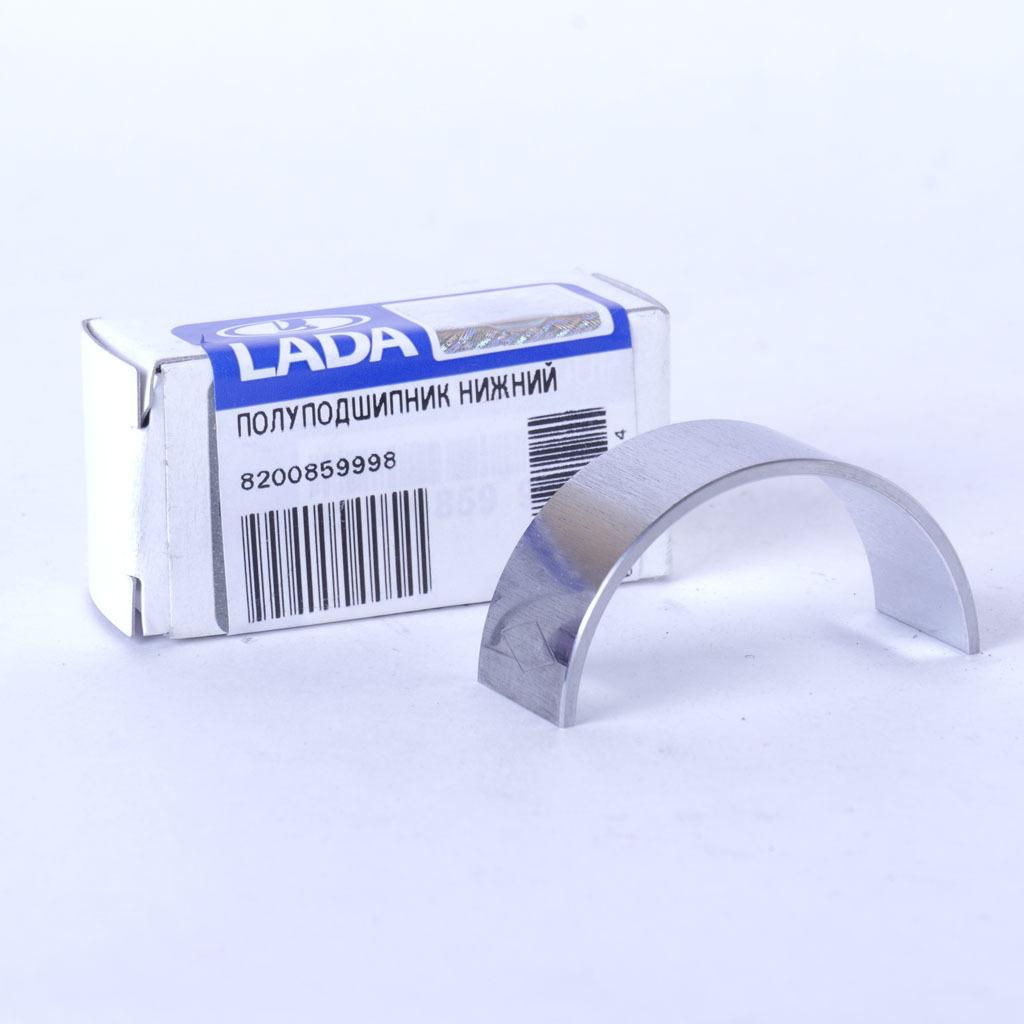 Нижний коренной вкладыш LADA Largus