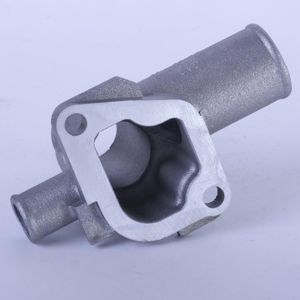 Патрубок выпускной головки блока ВАЗ-2108 и ВАЗ-2110 … -2112 (под датчик)