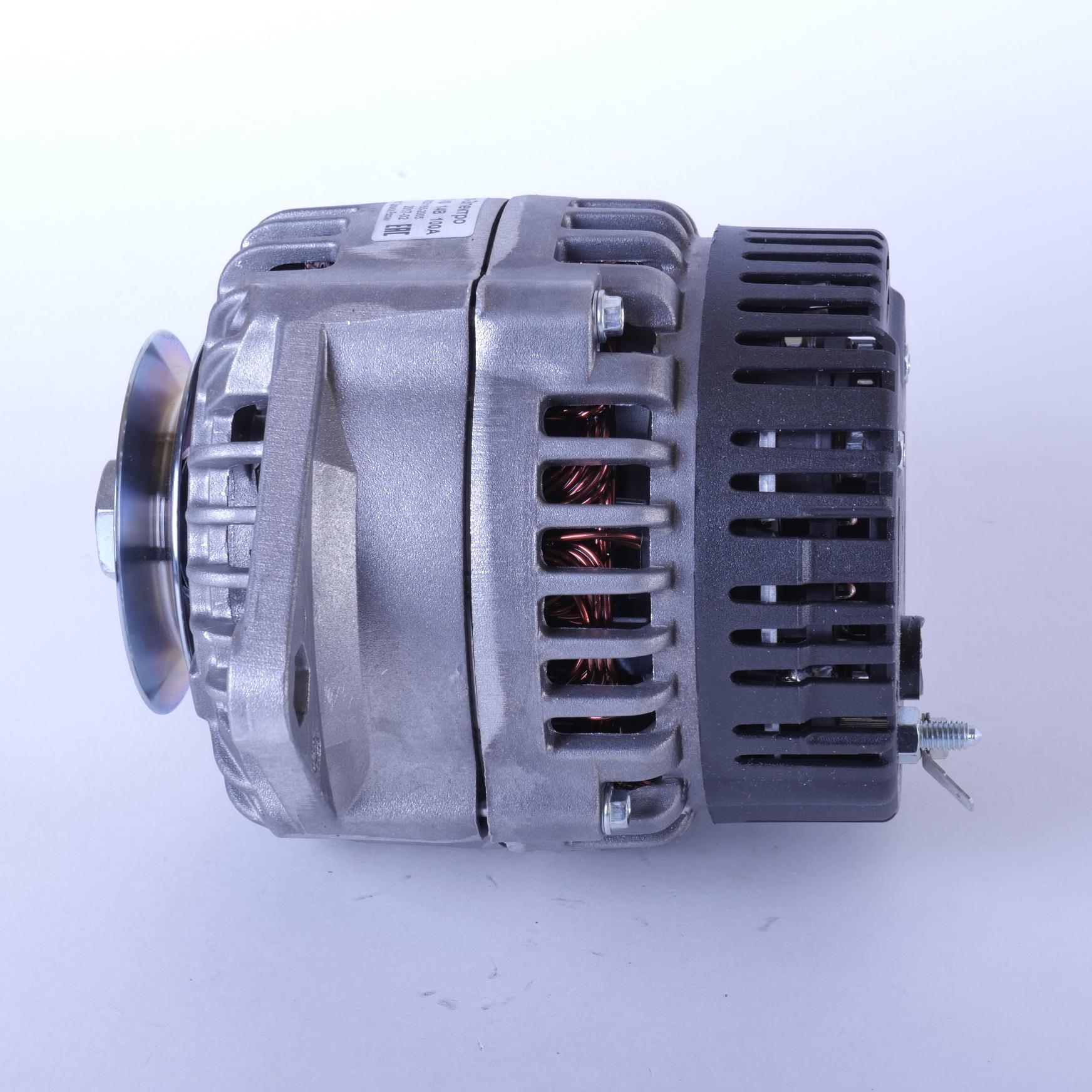 Генератор ВАЗ-2101 …-2107 и LADA 4x4