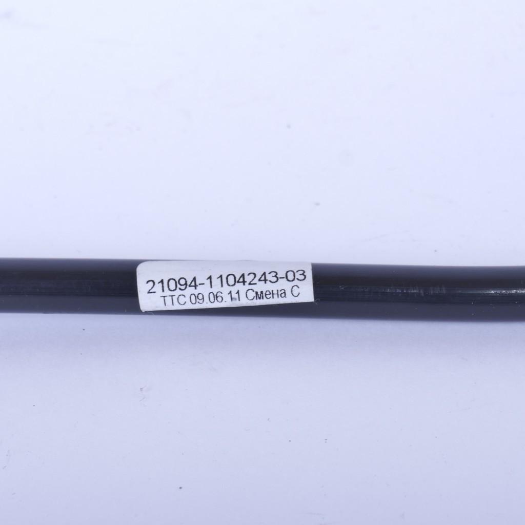 Трубка электробензонасоса и топливного фильтра LADA Samara