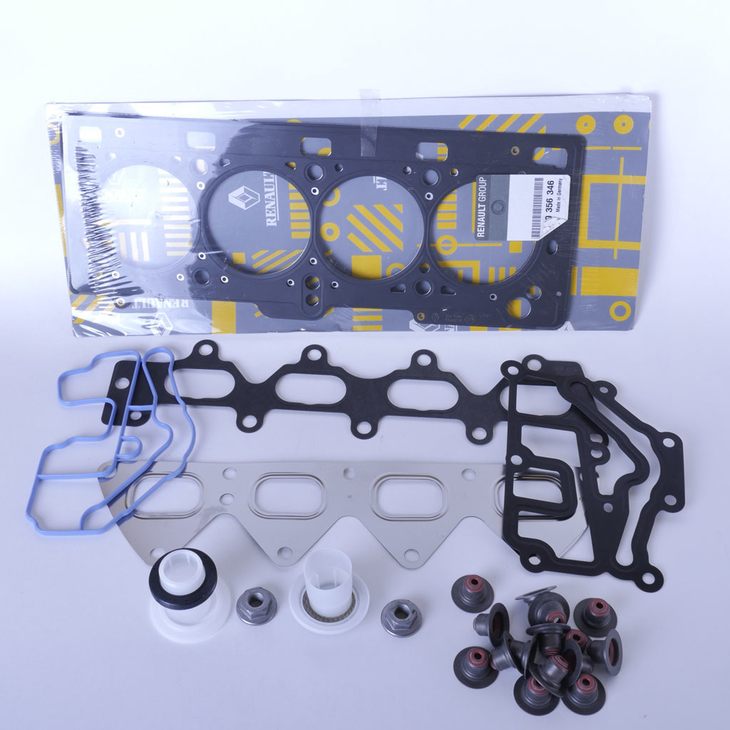 Комплект прокладок головки блока цилиндров LADA Largus, Renault Logan, Sandero и Duster