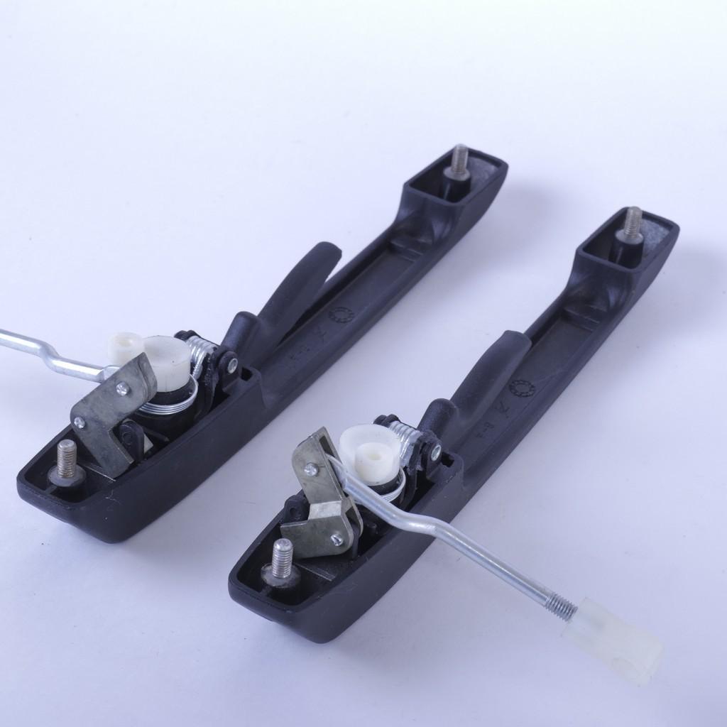 Комплект ручек дверей ВАЗ-2108, -2113 и замок двери задка