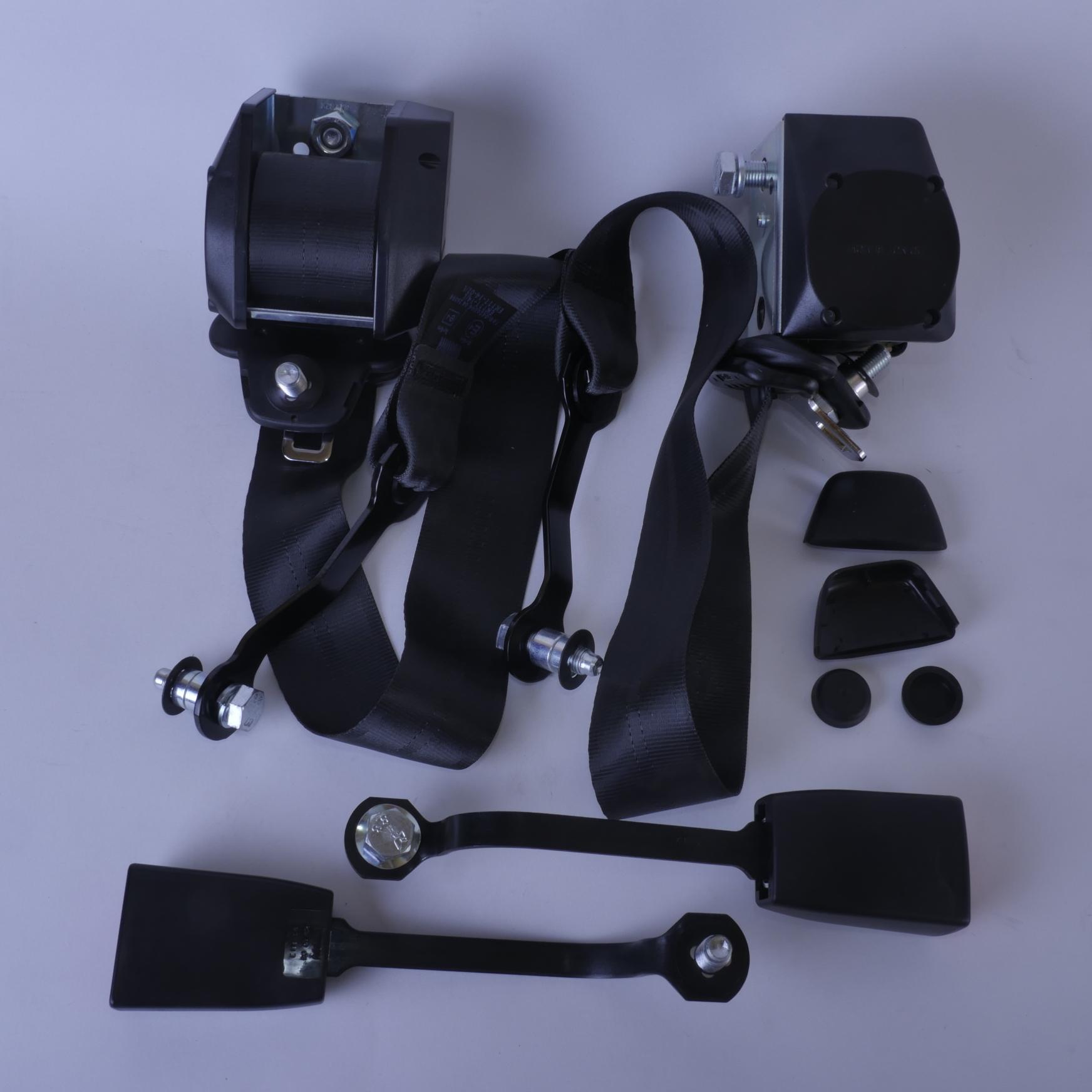 Комплект передних ремней ВАЗ-2109, -21099, -2114 и -2115